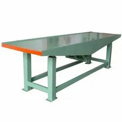 INTERLOCK TILE MAKING VIBRATOR TABLE