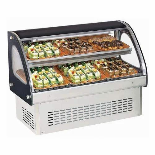 Cake Display Fridge Refrigerated Display Cases