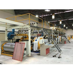 Automatic Corrugated Board Making Plant - Fully Automatic Corrugated