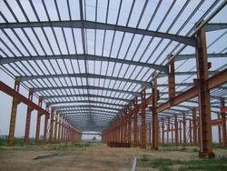 COMMERCIAL PRE-BUILDING STRUCTURE