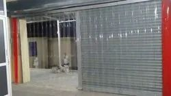 PVC Strip Curtain for Industrial Plants