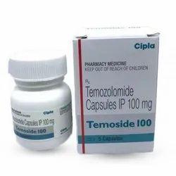 Temozolomide Capsules IP
