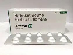 Fexofenadine120, Montelukast10mg