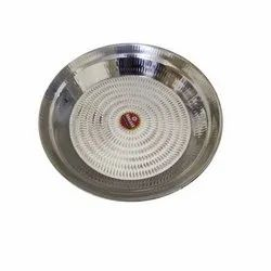 Stainless Steel Parath