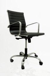 Single Cushion Low Back Chair