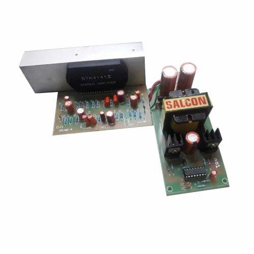 single phase stk 4141 smps board, 100 w