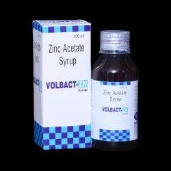 Zinc Acetate 100ml  Syrup