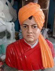 White Marble Swami Vivekananda Statue