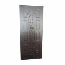 Wooden Interior Laminated Membrone door, for Home