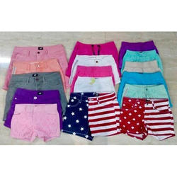Girls Fancy Shorts