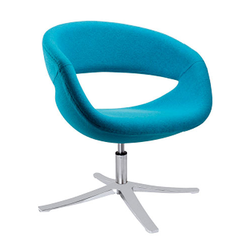Round Shape Lounge Chair