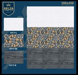 Designer Wall Tiles 12x18, 0-5 Mm