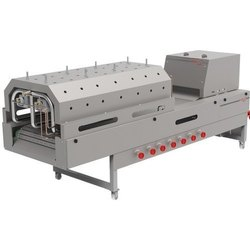 Semi Compact Chapati Making Machine