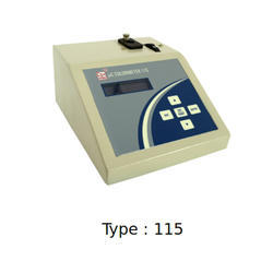 Digital Photoelectric Colorimeter