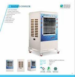 SHARAN 110 Ltr Metal Desert Cooler, For Domestic Commercial, Model Name/Number: Rainee