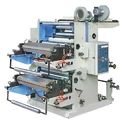 Two Color Non Woven Roll to Roll Flexo Printing Machine