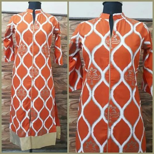 Straight Ladies Kurti