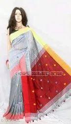 Khadi Cotton Sarees