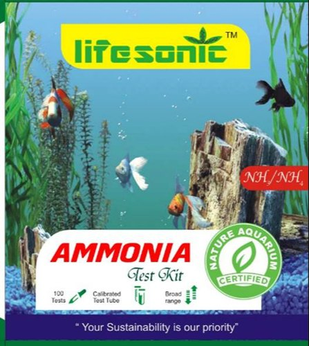 Ammonia Test Kit At Rs 296 Pack Water