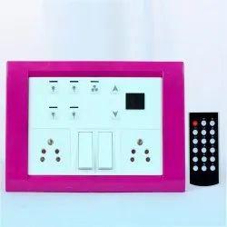 Carolight Technologies Switcher Smart Switch  (Pink, White.etc)