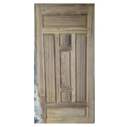 Interior Matt Finish Wooden Door