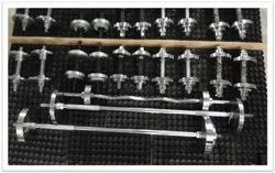 Customised Dumbbels And Bars