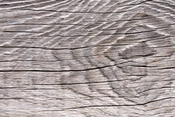 Rough Wooden Plank