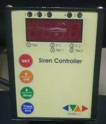Siren Controller