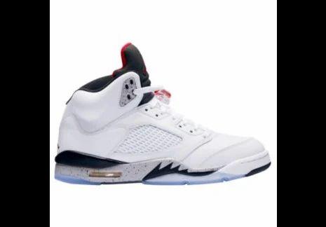 sneakers for cheap 73800 feef1 Jordan Retro 5 Men Shoes, Size: Medium, Foot Locker | ID ...