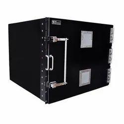 RF shielded enclosure design