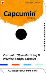 Curcumin Nano Particles and Piperine