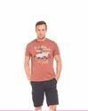 Us Polo Assn Denim Co Men Crew Neck Printed T Shirt