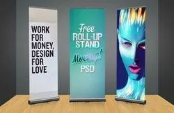 Standee Banner Printing Services