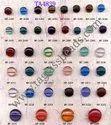 Plain Glass Beads