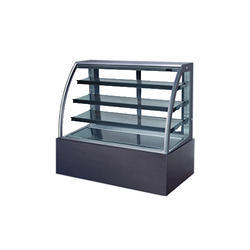 Cold Revolving Display Counter