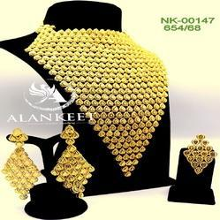 Exclusive Gold Plated Necklace Jewellery