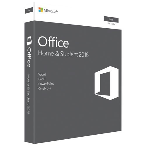 MS Office Home & Student 2016 for PC