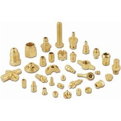 Brass Metal Turned Components