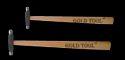 Gold Tool Ball Peen Hammer