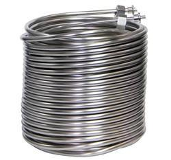 Stainless Steel Pipe Coil, Length: 3 and 6 meter
