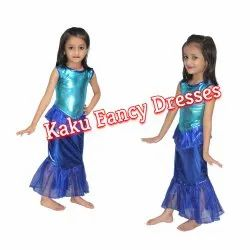 Kids Mermaid Gown