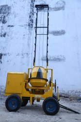 Nextgen Two Pole Lift Mixer Machine