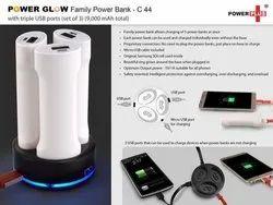 Family Power Triple Power Bank