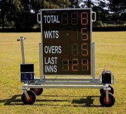 Rectangle Electronic Scoreboard