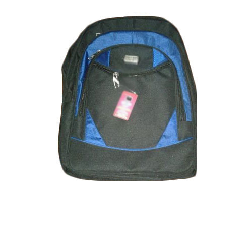 09d00b960d8e Polyester Plain And Printed Kids School Backpack