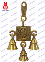 Belt With Bell Om Ganesh Design Hanging