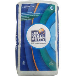 JK Cement Wall Powder Putty, Packing Size: 20 kg