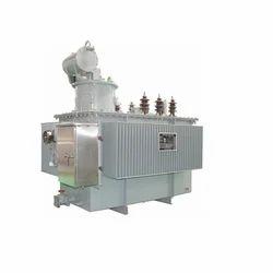Three Phase 10 KVA To 267 MVA Multi Stage Booster Transformer
