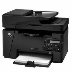 Black & White HP Multifunction Printer, Supported Paper Size: A3, Laserjet