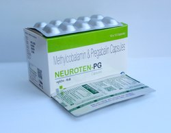 METHYLCOBALAMIN AND PREGABALIN CAPSULES, for Analgesics, <100 Mg, 101mg-250mg